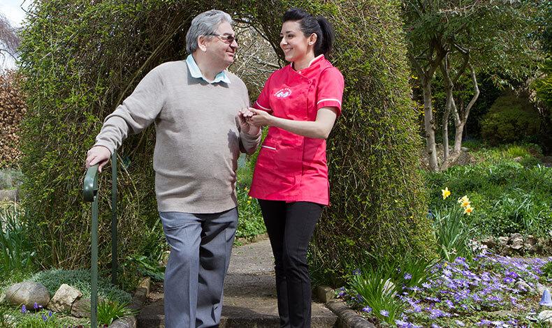 Live-in hpmecare for the elderly in Bristol