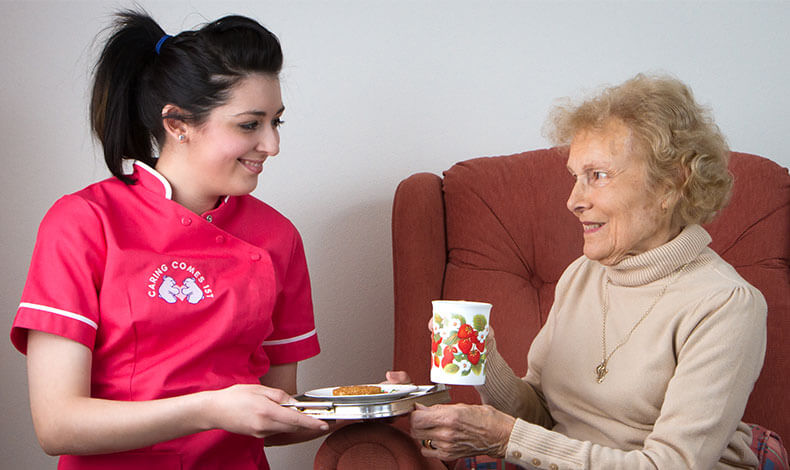 Personal care for the elderly in Bristol