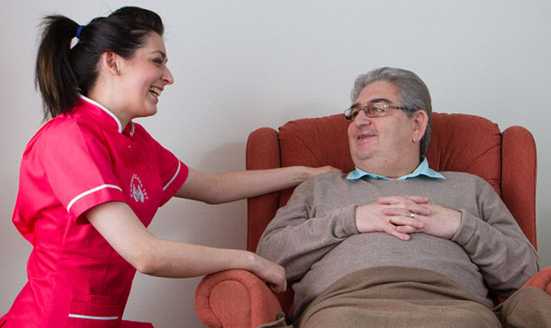 Palliative care for the elderly in Bristol
